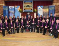 Open Arts Community Choir, Belfast Winner Open Choral Award & Best Northern Ireland Choir