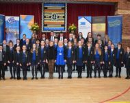 St Columbanus College Bangor Winner SPost Primary School Choir