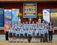 Brooklands Primary School Joint Winner 8 years & under